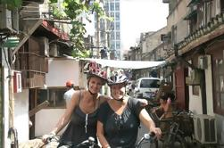 Tour de bicicleta de medio día: Explore Shikumen en Shanghai Nongtang