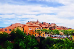 Excursión a pie de Luberon Villages a partir de Avignon