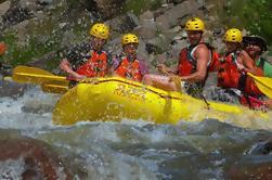 Royal Gorge Rafting y excursión en Zipline