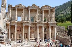 Puntos destacados de Ephesus privado desde el puerto de Kusadasi