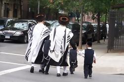 Excursión a pie por el Caminante Hasidic en Nueva York
