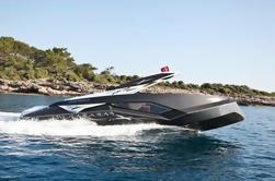 Excursión de un día a Blue Cave y Hvar en Speedboat