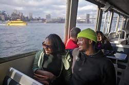 Puerto de Nueva York Hop-on Hop-off crucero incluyendo un billete de Observatorio Mundial