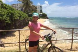 Hawaiian Foodie Tour en bicicleta