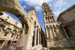 Excursión a pie de Split histórica