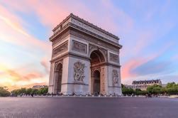 Omitir la línea: Arc de Triomphe Incluyendo Terraza