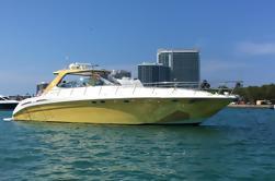 54 'SeaRay Sundancer Charter con tripulación