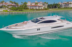 75 'Lazzara LSX Alquiler de barcos con Jet Ski en Miami