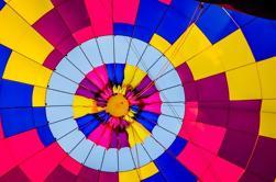 Paseo en globo aerostático sobre la orilla oriental de Maryland desde Chester