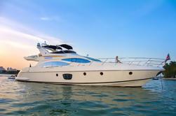 4 horas Carta Privada: 68 'Azimut Fly Bridge Luxury Yacht