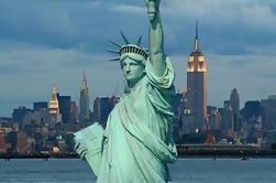 Tour de día completo de la ciudad de Nueva York con el Observatorio del Empire State Building y la entrada a la Estatua de la Libertad