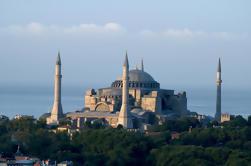 Pequeño grupo de Estambul en una excursión de un día incluyendo el Palacio de Topkapi y Hagia Sophia