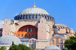 Excursión de medio día a Estambul: Hagia Sophia, Cisterna Basílica y Gran Bazar