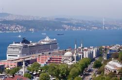 Transferencia de la salida del puerto de Estambul: Estambul central al puerto de la travesía
