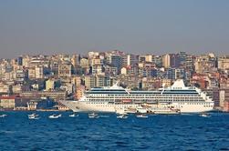 Traslado de llegada al puerto de Estambul: Puerto de cruceros al centro de Estambul