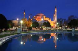 Excursión a la costa de Estambul: Estambul de noche Cena y espectáculo turco