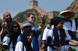 Visita privada a la Gran Muralla de Badaling, Palacio de Verano y Mezquita de Anheqiao en Beijing