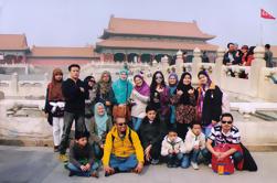 Visita privada de musulmanes a la Mezquita de Haidian y atracciones clásicas de la ciudad de Beijing