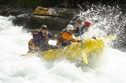 Six Mile River Whitewater Rafting