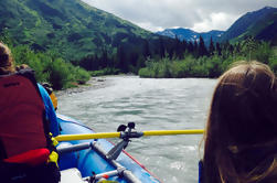 3 uur Turnagain Pass Rafting Float Trip van Hope Alaska