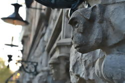 Os segredos do centro da cidade de Amsterdão