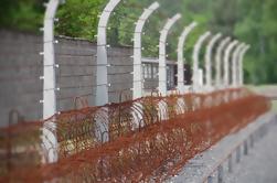Excursão a pé do Memorial de Camp de Concentração de Sachsenhausen