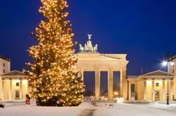Excursão a pé dos mercados de Natal em Berlim