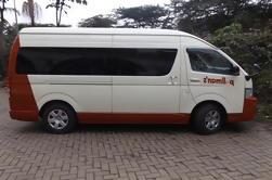 Transferencia privada de llegada en Nairobi