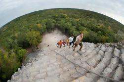 Tulum, Ruinas de Coba, Maya Village y Cenote Swim: T
