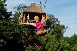 Selva Maya Park Entrada de Admisión