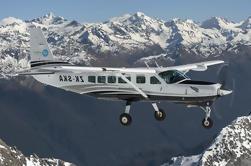 Milford Sound vuelo aéreo con el aterrizaje de Queenstown