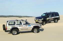Puerto Stephens Bush, Playa y Duna de arena 4WD Tag-Along Tour