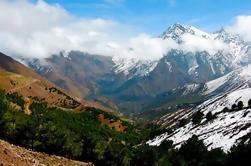 Excursion guidée privée de la haute montagne de l'Atlas à partir de Marrakech