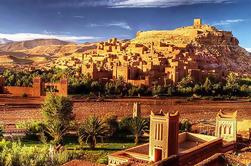 El Hollywood de África y su Atlas Antiguo Kasbahs: Visita guiada privada desde Marrakech