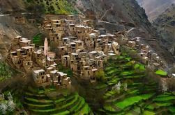 Vallée de l'Ourika et montagnes de l'Atlas: petit groupe de jour partagé de Marrakech