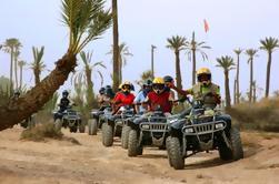 Visite Guidée en Quad à Marrakech