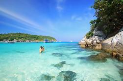 Raya Island y la isla de Coral en lancha rápida de Phuket Incluye almuerzo tailandés buffet