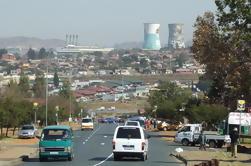 Visita guiada do Dia de Joanesburgo, Soweto e Apartheid