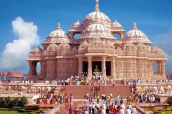 Delhi Temple Tour en un vehículo privado