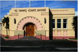Tour de medio día Napier Art Deco