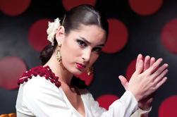 Show de Flamenco en Los Tarantos Barcelona