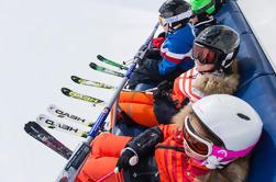 Junior Ski or Snowboard Rental Package