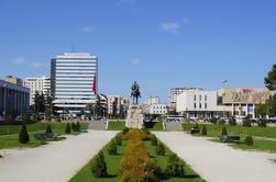 Tirana og Kruja Full Dagstur fra Durres
