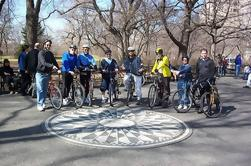 Excursión en bicicleta Central Park y Harlem