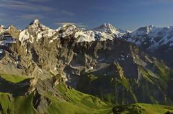 Excursión de un día a Oberland Bernés y Región de Jungfrau desde Zurich