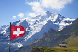 Excursión de un día a los Alpes suizos desde Zurich: Jungfraujoch y Bernese Oberland