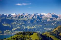 Excursión de un día al Monte Rigi y Lucerna desde Zurich
