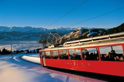Excursión de un día desde el Monte Rigi desde Zurich