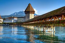 Tour por la ciudad de Lucerna