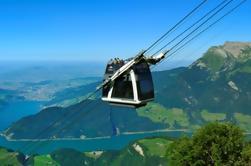 Excursión de un día desde Zurich a Lucerna y Stanserhorn
